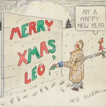 Image of Merry Christmas, Leo - Eller, Ned